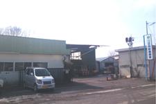 有限会社日向設備鋼業 第1工場外観
