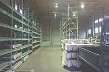 有限会社日向設備鋼業 第2工場内部